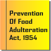 Prevention of FoodAdulteration icon