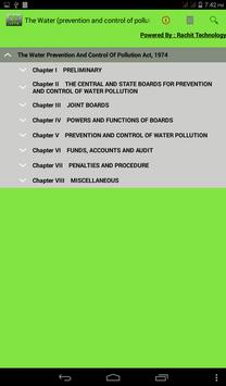 The Water Act 1974 poster