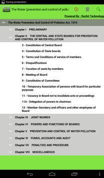 The Water Act 1974 apk screenshot