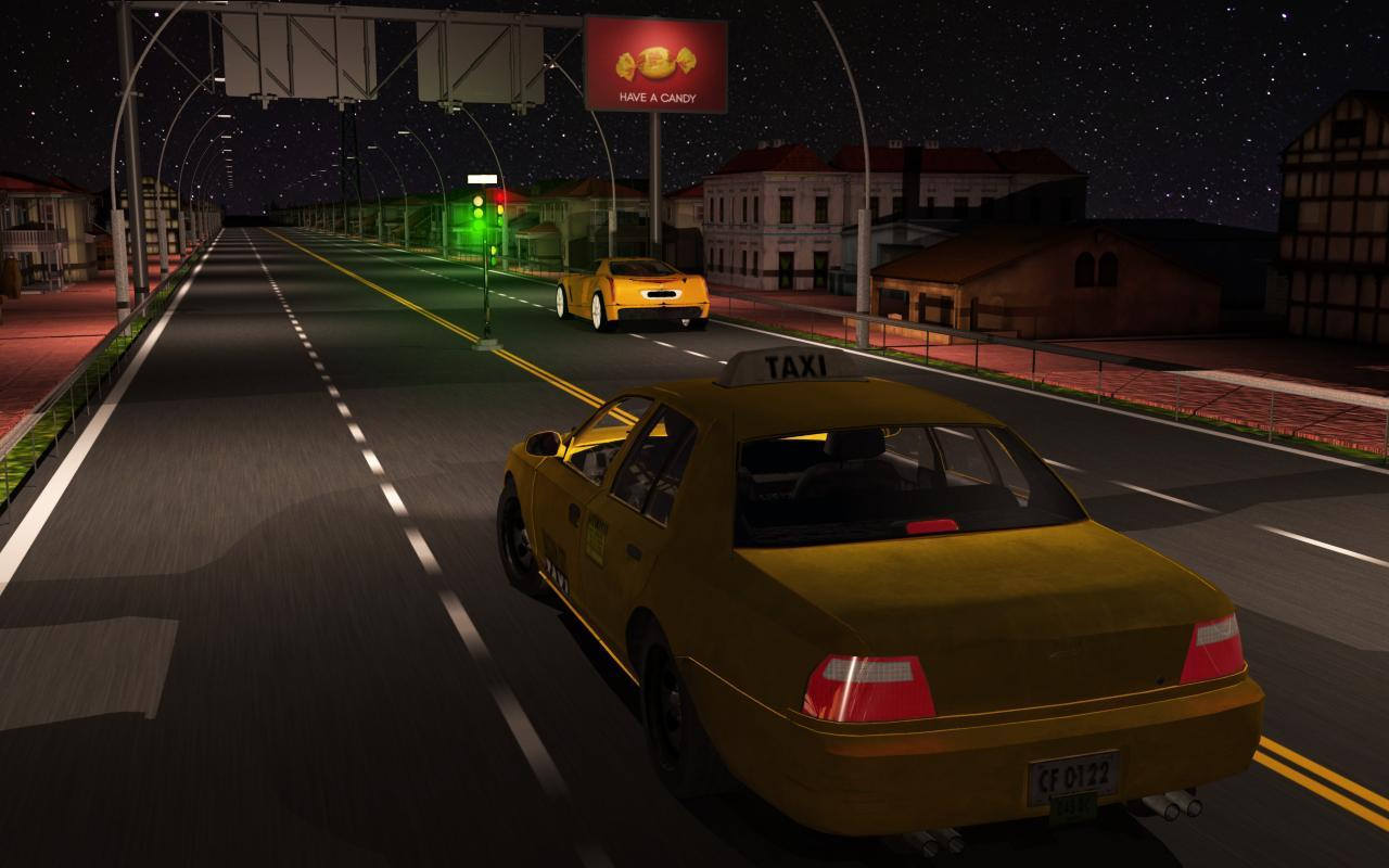 taxi simulator download