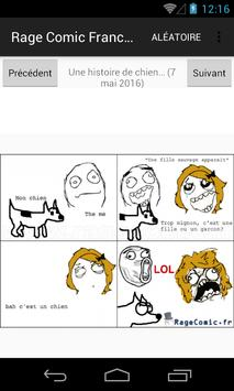 Rage Comic Francais Troll Face poster
