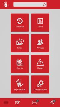 Radicais Livres apk screenshot