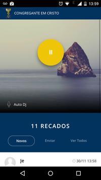 Radio Congregante apk screenshot