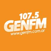 Gen 107.5 | Córdoba icon