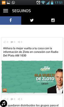 Gen 107.5 | Córdoba apk screenshot