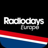Radiodays Europe icon