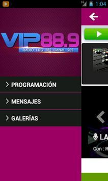 Fm Vip 88.9 apk screenshot