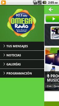 Omega Radio 97.1 apk screenshot