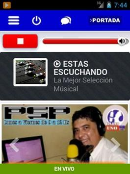 Radio Uno 91.1 poster