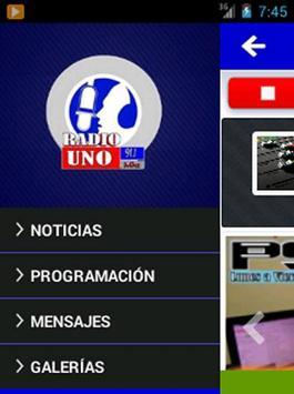 Radio Uno 91.1 apk screenshot