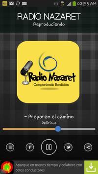 Radio Nazaret poster