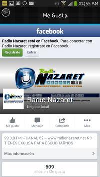 Radio Nazaret apk screenshot
