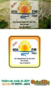 Radio Nova Dimensão poster
