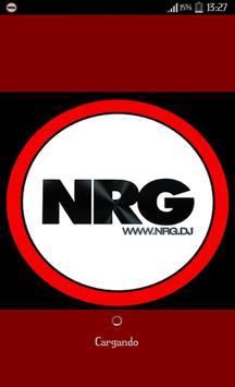 NRG DJ poster