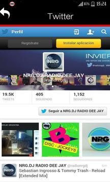 NRG DJ apk screenshot
