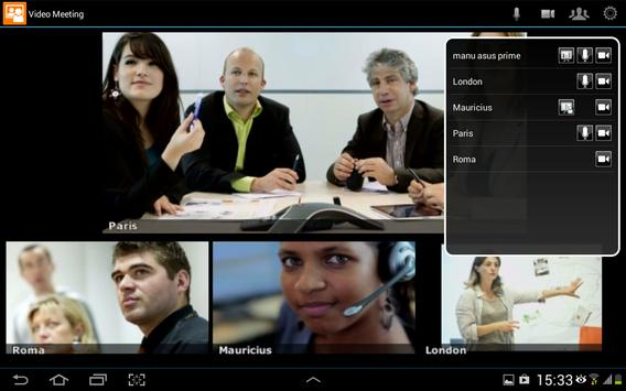 Video Meeting apk screenshot
