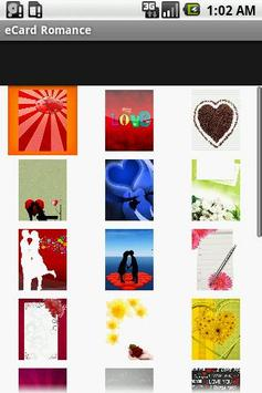 eCard Romance poster