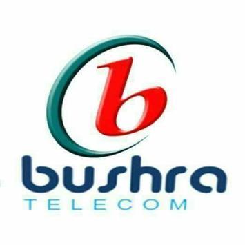 BushraTelecom poster