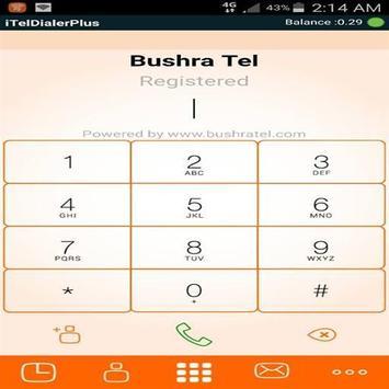 BushraTelecom apk screenshot