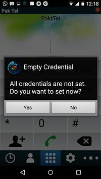 PAKTEL apk screenshot