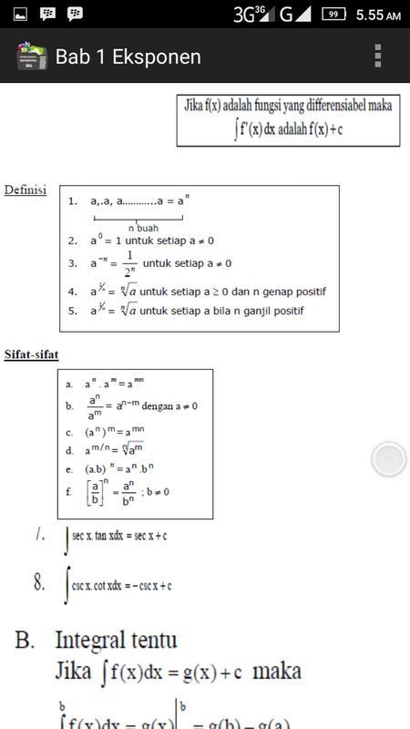 Kamus Pintar Matematika Sma Apk Download Free Education App For Android Apkpure Com
