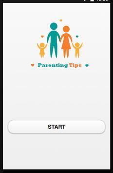 Parenting Tips & Tricks poster