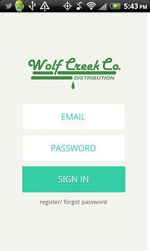 Wolf Creek Company apk screenshot