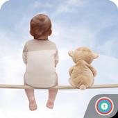 Baby Cute Wallpaper Lockscreen icon