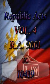 Philippine Laws - Vol. 4 poster