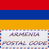 ARMENIA POSTAL CODE icon