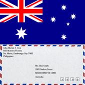 AUSTRALIA POSTAL CODE icon