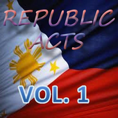Philippine Laws - Vol. 1 icon