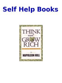 Self Help Books poster