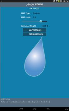 RainSoft REMIND® apk screenshot