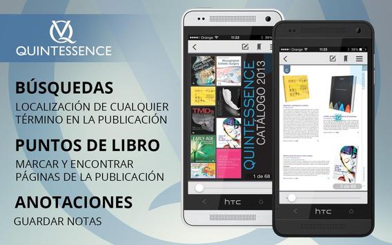 Quintessence Reader apk screenshot