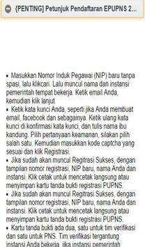 ePUPNS 2015 apk screenshot