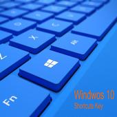 Windows 10 Shortcurt Key icon