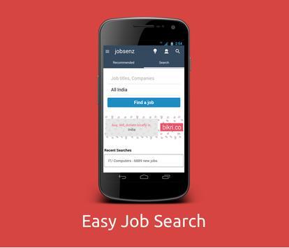 Rajasthan Jobsenz apk screenshot