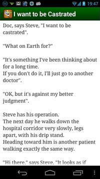 Doctor Jokes apk screenshot