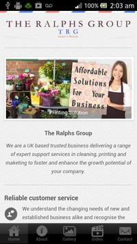 The Ralph Group poster