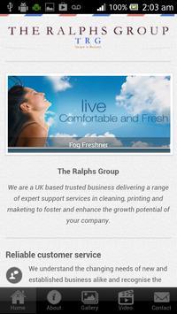 The Ralph Group apk screenshot
