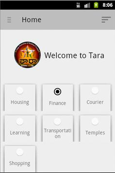 Tara apk screenshot
