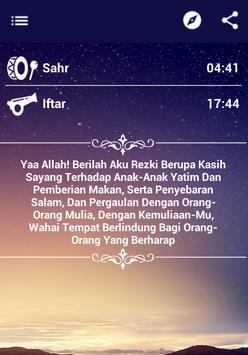 Kalender Puasa apk screenshot
