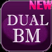 Dual BM Stylish icon