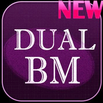 Dual BM Stylish apk screenshot