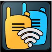 WiFi Walkie Talkie Direct icon