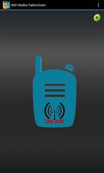 WiFi Walkie Talkie Direct apk screenshot