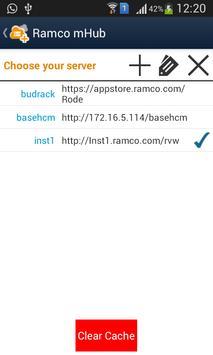 Ramco mHub poster