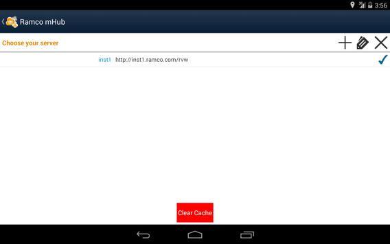 Ramco mHub apk screenshot