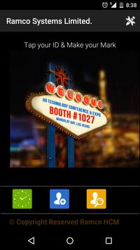Ramco NFC Event App poster